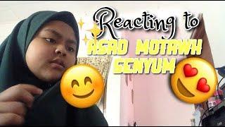Reacting to Asad Motawh Senyum Official Music Video