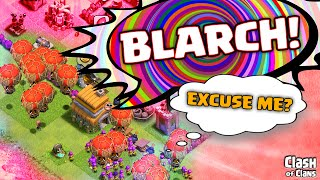 "Town Hall 6 Balloons and Archers ♦ Clash of Clans ""Blarch"" Strategy ♦ CoC ♦"