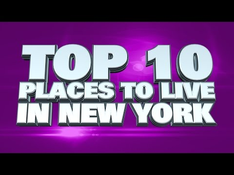 10 best places to live in New York State 2014