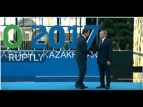 LIVE: Expo 2017 'Future Energy' in Astana: opening ceremony