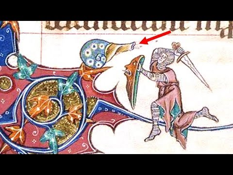Historians Can't Explain Why Medieval Knights Were Depicted Doing This