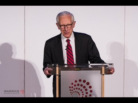 "Dr Stanley Fischer - ""I'd rather have Bob Solow than an econometric model, but ..."""