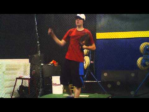 Joey O'Connor RHP Development Video