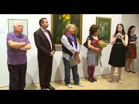 Yerevan Collectors' Choice Exhibition Private Opening