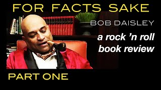For Facts Sake | Bob Daisley Autobiography | Book Review (Part 1 of 2)