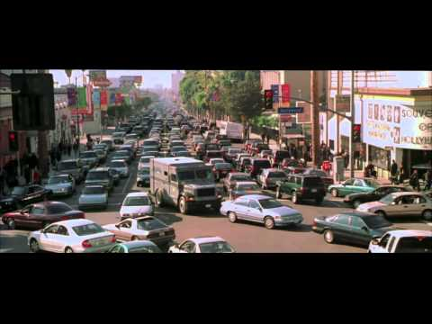 The Italian Job trailer