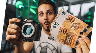Ich versuche 100€ an einem Tag mit Fotos zu verdienen!