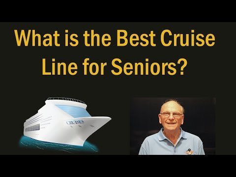 What is the Best Cruise Line for Seniors