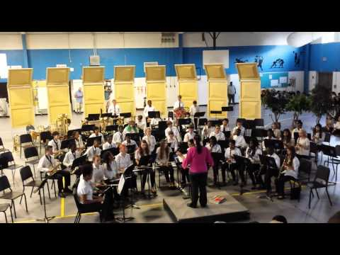 Oakbrook Middle School 7th Grade Band