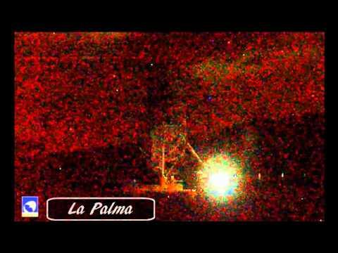 Canary Islands - La Palma - Plasma Anomaly
