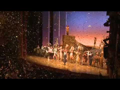 THE LION KING: Celebrating 10 Years in London