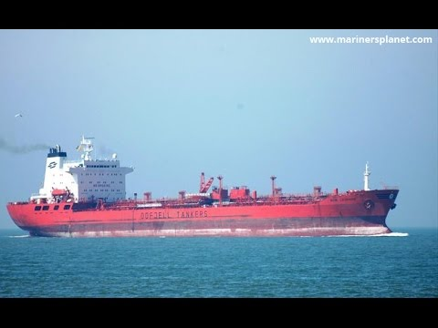 BOW LEOPARD CHEMICAL TANKER SHIP