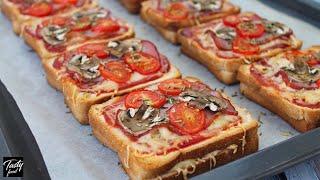 Мини пицца Перекус Из за Которого Всегда Спешишь Домой