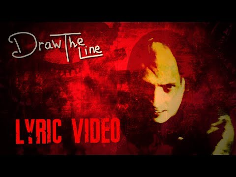 DRAW THE LINE (Original song) LYRIC VIDEO | DAGames