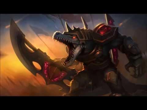 видео: [league of legends]: Тема