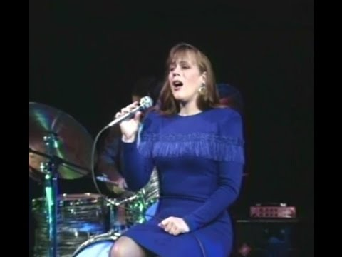 Chicago vocalist ANNE PRINGLE BURNELL on JACK HUBBLE's JAZZ SHOW (1992 cable access TV)