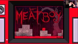 El cacho carne en el Hospital - Super Meat Boy Capitulo 2
