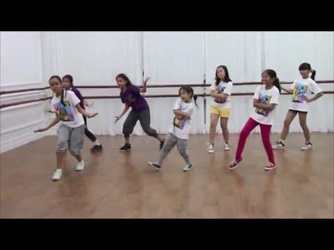 Romaria  Malu Sama Kucing (Dance Anak anak Hip Hop)