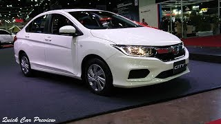 Quick Preview : 2019 Honda City S CVT