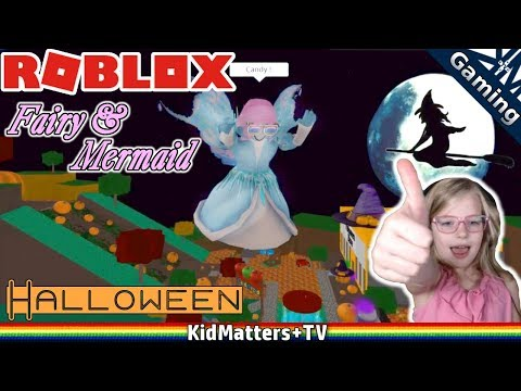 Roblox: HALLOWEEN! Fairies & Mermaids Winx...