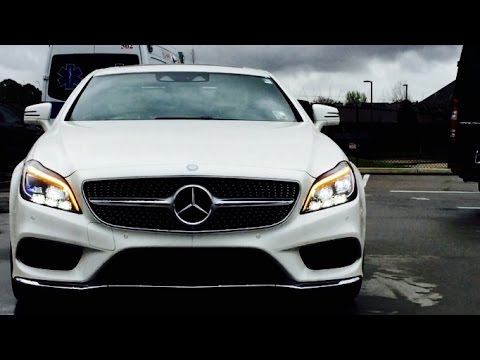 2016 Mercedes Benz CLS Class: CLS400 Coupe /Full Review / Exhaust /Start Up /Short Drive