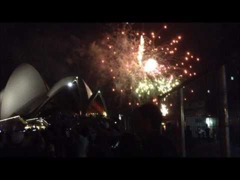 CAPODANNO 2013-2014 A SYDNEY - SYDNEY FIREWORKS NEW YEAR EVE 2013-2014 - COMPLETE HD