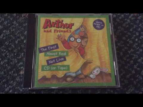 Arthur And Friends: The First Almost Real Not Live CD (or Tape): Leftovers Goulash