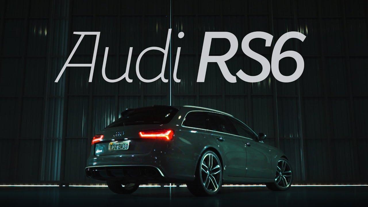 Audi RS 6 Avant - Teste Webmotors - YouTube