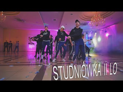 Niespodzianka na studniwce...   Suwaki 2018 II LO