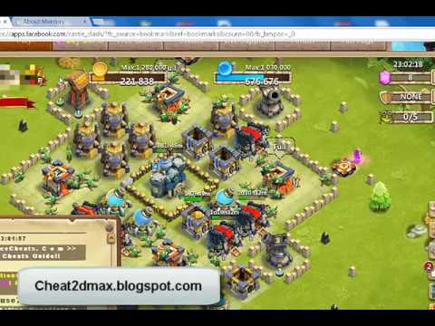Castle Clash Facebook Video Tutorial