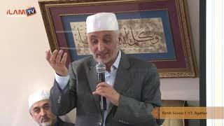 Kur'ân Meâli – Fetih Suresi 1 17 Ayetler Fatih Çollak ile Kur'ân Dersleri