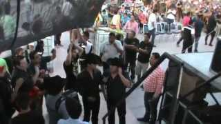 grupo DUELO 2015 en VIVO desde LA PLAZA MAYOR TORREON
