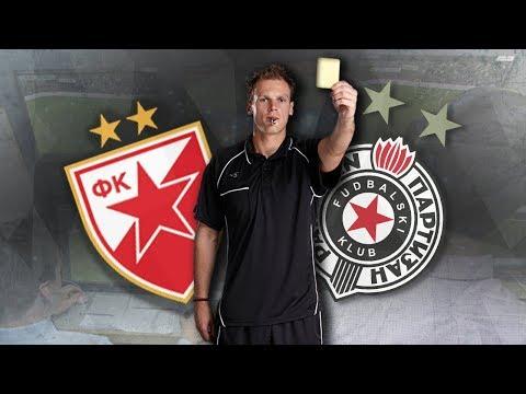 VAR u nogometu, Crvena zvezda i Partizan | Tribina #4