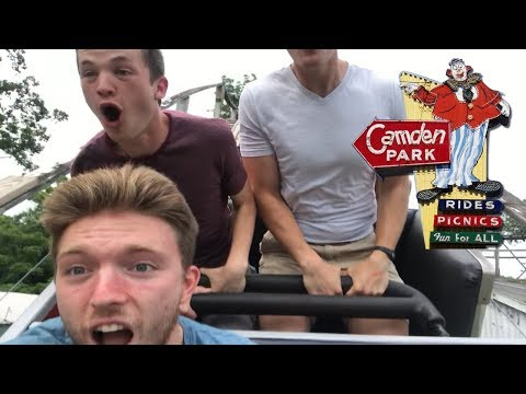 OUR FIRST EVER VISIT TO CAMDEN PARK   West Virginia's ONLY Theme Park!