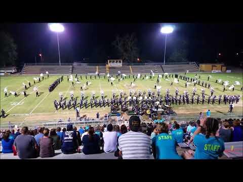 Foley High School band, Milton contest 2017