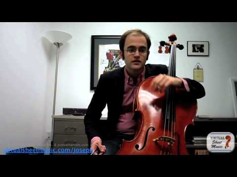 How to play the Prelude of Bach's Suite No. 1