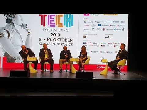 Slovakia Tech forum expo 1.časť