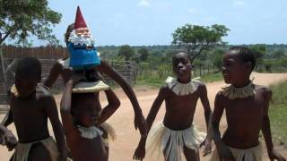 The Roaming Gnome visits South Africa