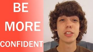 How to be More Confident Around Women and Guys and Your Crush EASILY!