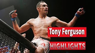 Kumpulan Pertandingan Highlights UFC Tony Ferguson
