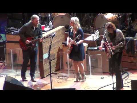 "Tedeschi Trucks Band w/ John Bell - 7-30-17 ""Down Along the Cove"" Red Rocks Amphi. Morrison, CO HD"