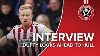 Mark Duffy positive ahead of Hull trip