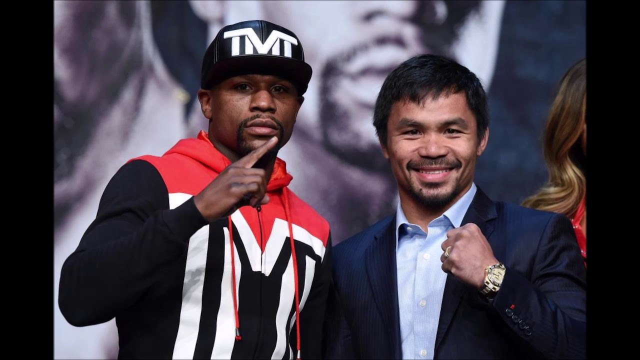 Floyd Mayweather Says Pacquiao Rematch Coming This Year