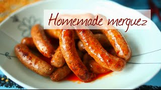 How To Make Homemade Merguez Sausage