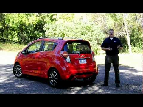 IHS Auto Reviews: 2013 Chevrolet Spark 2LT With MyLink