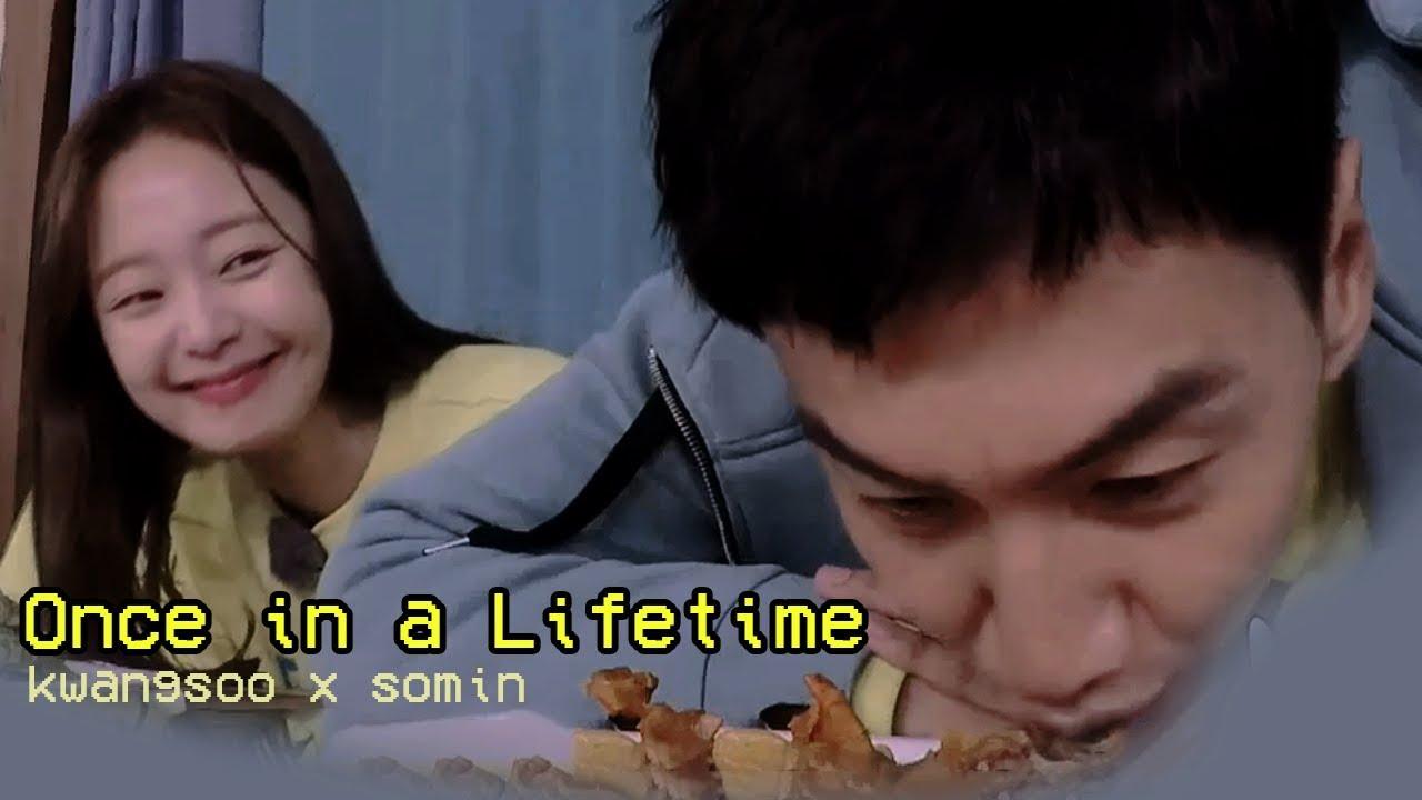 Once in a Lifetime — Lee Kwangsoo X Jeon Somin (Running Man KwangMin / Betrayal Couple) ♡