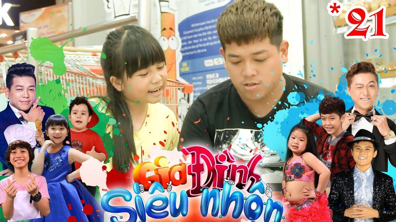 GIA ĐÌNH SIÊU NHỘN | GDSN #21 FULL | Gia Khiêm 'rối trí' vì gợi ý của Thanh Tân | 210718