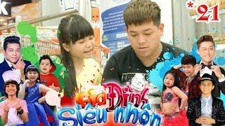 GIA ĐÌNH SIÊU NHỘN | GDSN #21 FULL | Gia Khiêm 'rối trí' vì gợi ý của Thanh Tân | 210718 😵
