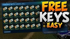 3 Easiest Ways To Get Rocket League Keys For FREE! | Get Keys And Items FREE!