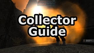 The Collector - A Guide (Anarchy Online)